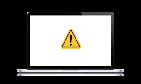中古Macで起動時にアクセス権を要求するされた場合の対処法